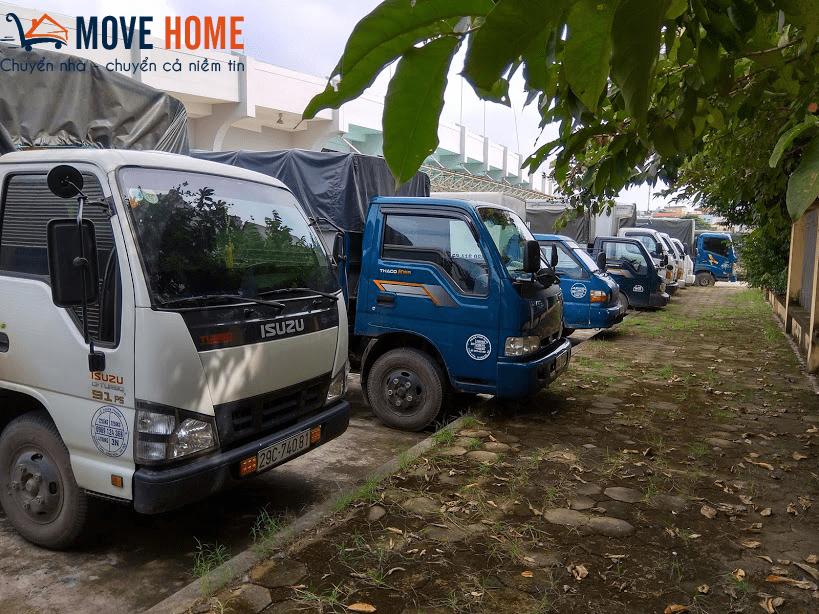Cho thuê xe tải ở Hà Nội để chở hàng đi tỉnh