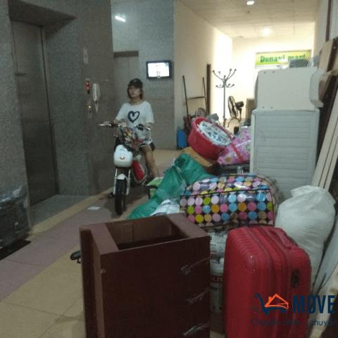 Dịch vụ chuyển nhà tại Quận Hoàn Kiếm chuyên nghiệp