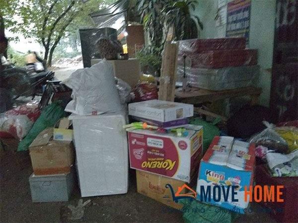 Chi phí chuyển nhà trọn gói tiết kiệm nhất tại Move Home 2