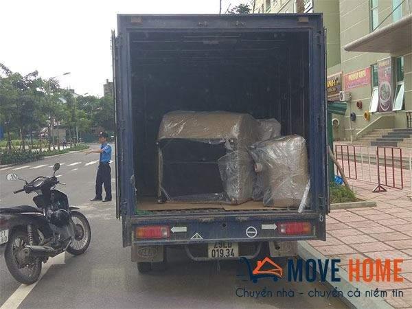 Dịch vụ cho thuê xe tải giá rẻ uy tín tại Hà Nội 1