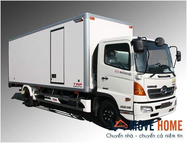 Dịch vụ cho thuê xe tải giá rẻ uy tín tại Hà Nội 2