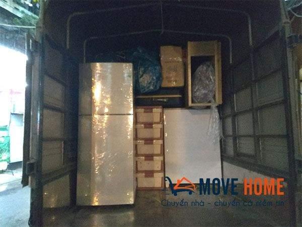 Thuê xe tải 1 tấn ở đâu Hà Nội tiết kiệm nhất 1