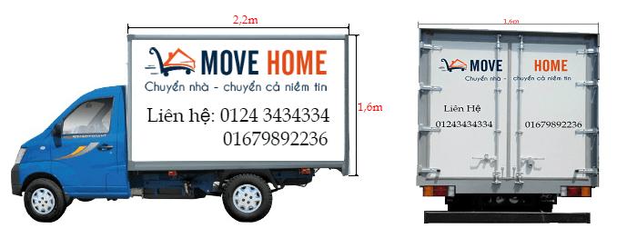 Dịch vụ cho thuê xe tải giá rẻ uy tín tại Hà Nội-5